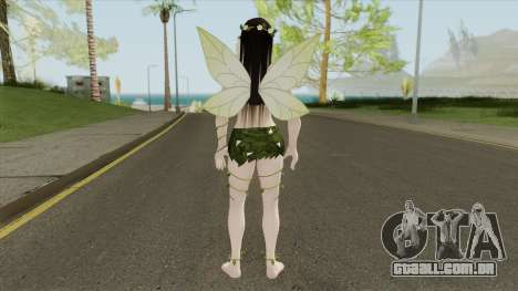 Hot Kokoro Summertime V1 (Jungle Version) para GTA San Andreas