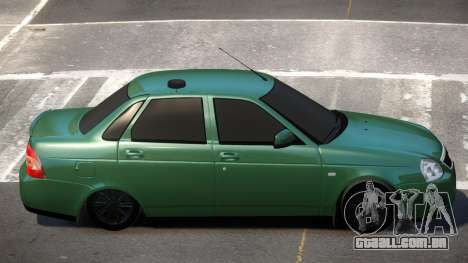 Lada Priora 2170 V2.1 para GTA 4