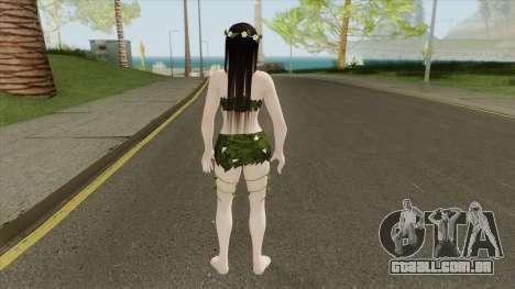 Hot Kokoro Summertime V3 (Jungle Version) para GTA San Andreas