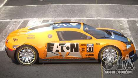 Bugatti Veyron 16.4 S-Tuned PJ5 para GTA 4