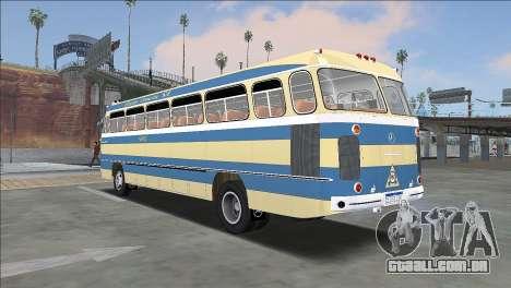 Ônibus Mercedes-Benz O-321 HL 1958 para GTA San Andreas