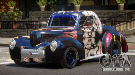 Willys Coupe 441 PJ3 para GTA 4