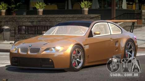 BMW M3 E92 R-Tuning para GTA 4