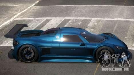 Gumpert Apollo R-Style para GTA 4
