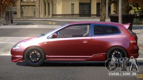 Honda Civic Type R-Tuned para GTA 4