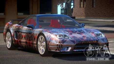 Honda NSX-R LT PJ2 para GTA 4