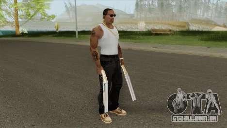 Sawn-Off Shotgun (Manhunt) para GTA San Andreas