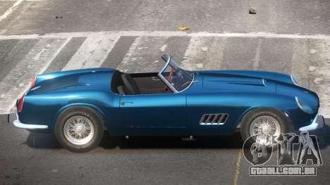 Ferrari 250 V1.2 para GTA 4