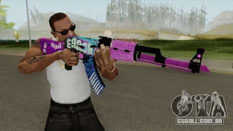 AK-47 (Aesthetic Bruh) para GTA San Andreas
