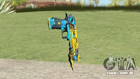 Desert Eagle - Born Beast (CFS 2018: Cross Fire) para GTA San Andreas