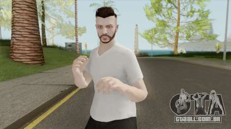 Random Skin 23 (GTA Online) para GTA San Andreas
