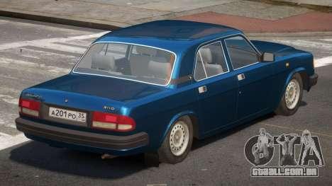 GAZ 3110 V2.2 para GTA 4