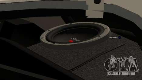 VAZ 2107 Ajuste de Kolkhoz para GTA San Andreas