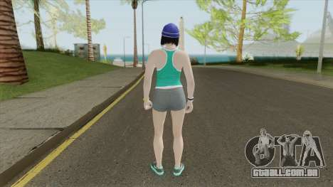 Random Female V17 (GTA Online) para GTA San Andreas