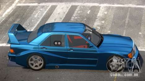 Mercedes-Benz 190E R-Tuning para GTA 4