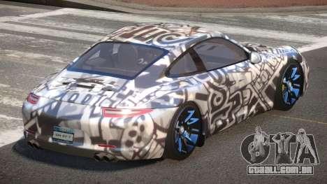 Porsche 911 LR PJ1 para GTA 4