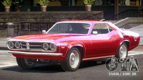 Pontiac GTO Custom para GTA 4