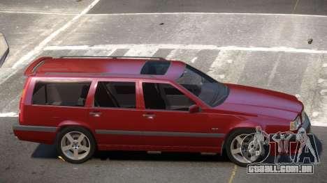Volvo 850 ST para GTA 4