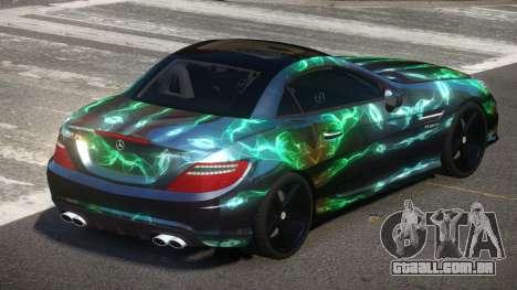 Mercedes Benz SLK Qz PJ5 para GTA 4