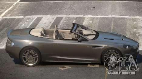 Aston Martin DBS Volante PJ1 para GTA 4