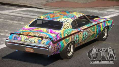 Buick GSX R-Tuned PJ5 para GTA 4