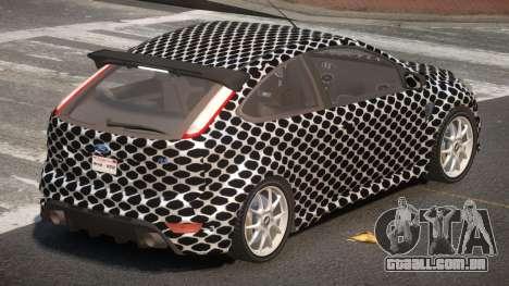 Ford Focus RS L-Tuned PJ3 para GTA 4