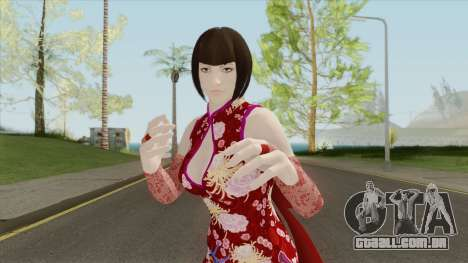 Anna Williams V1 (Tekken) para GTA San Andreas