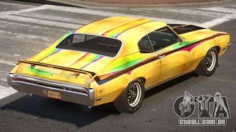 Buick GSX R-Tuned PJ4 para GTA 4