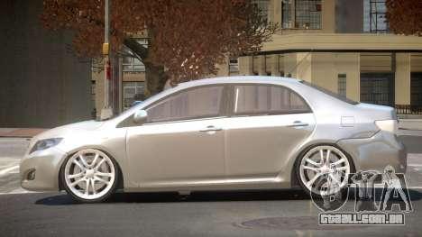 Toyota Corolla RS V1.0 para GTA 4