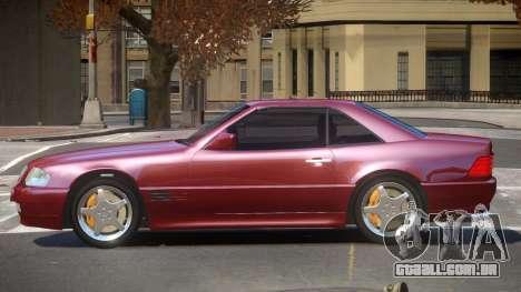 Mercedes Benz SL500 V1.2 para GTA 4