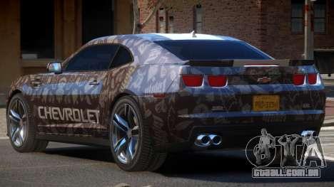Chevrolet Camaro STI PJ3 para GTA 4