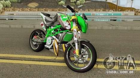 KTM 200 DUKE para GTA San Andreas