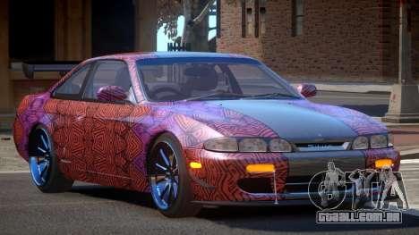 Nissan Silvia S14 R-Tuning PJ1 para GTA 4