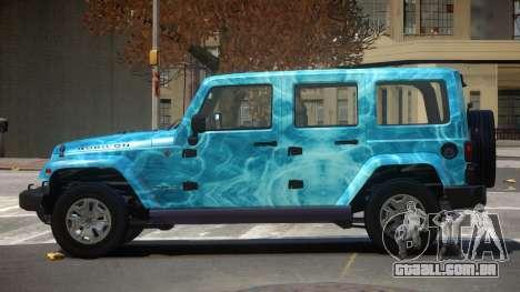 Jeep Wrangler LT PJ1 para GTA 4