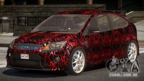Ford Focus RS L-Tuned PJ1 para GTA 4