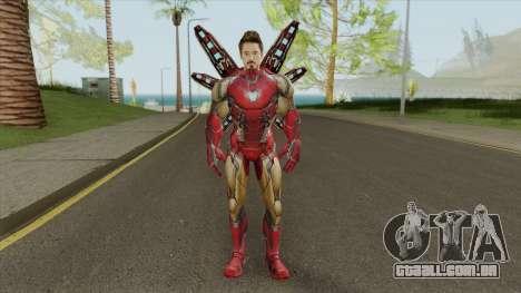 Iron Man Mark 85 (Unmasked) para GTA San Andreas