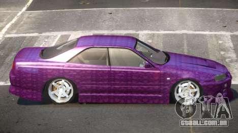 Nissan Skyline R34 SRS PJ2 para GTA 4
