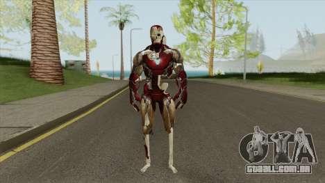 Iron Man Zombie (Spider-Man: Far From Home) para GTA San Andreas
