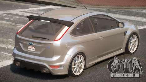 Ford Focus RS L-Tuned para GTA 4