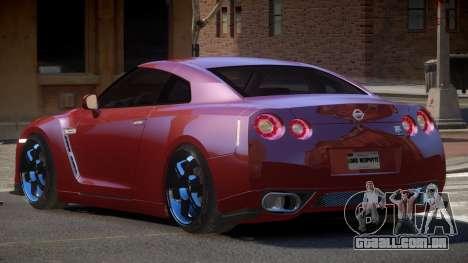 Nissan GTR S-Tuned para GTA 4