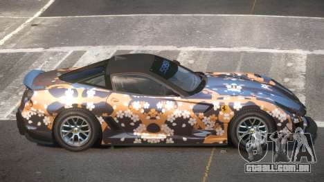 Ferrari 599XX R-Tuning PJ2 para GTA 4