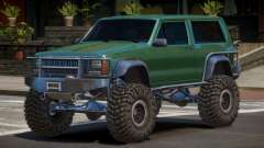 Jeep Cherokee Off-Road para GTA 4