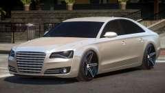 Audi A8 G-Style para GTA 4
