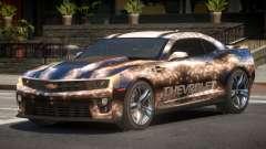 Chevrolet Camaro STI PJ2 para GTA 4