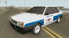 VAZ 21099 (Polícia Municipal) para GTA San Andreas