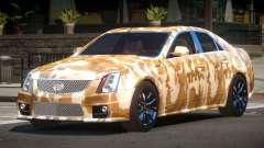 Cadillac CTS-V LR PJ5 para GTA 4