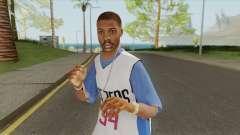 Crips Gang Member V6 para GTA San Andreas