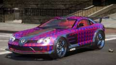 Mercedes Benz SLR H-Style PJ2 para GTA 4