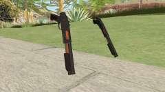 Sawed-Off Shotgun GTA V (Orange) para GTA San Andreas
