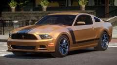 Ford Mustang B-Style para GTA 4